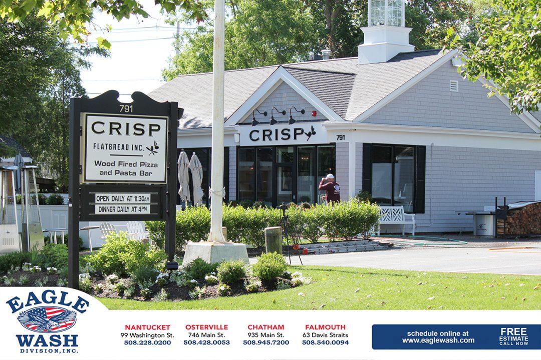 Crisp Flatbread – Osterville, MA